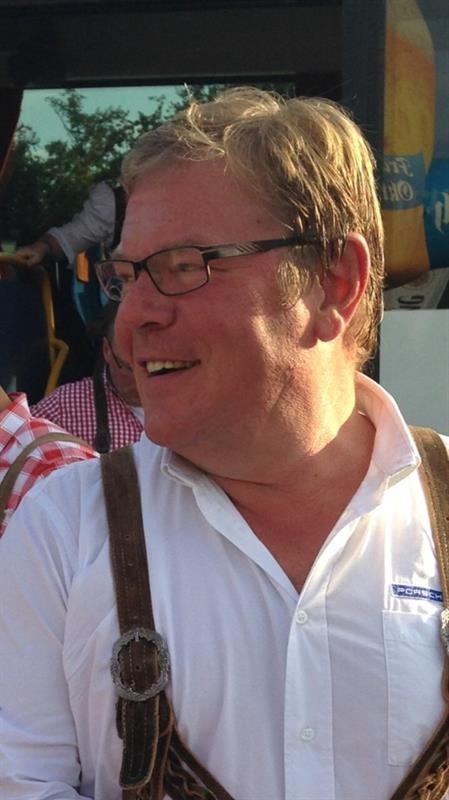 Porträt von unserem langjährigen Mitglied Hartmut Schneider - er verstarb am 11. April 2015